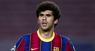 Carles Alena's loan move to Getafe 'done deal'