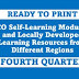 4th Quarter Locally Developed Self-Learning Modules from Different Regions