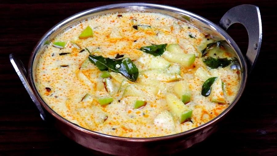 மாங்காய் தயிர் இருந்தா உடனே Lunch க்கு இத செய்ங்க வேலையும் ரொம்ப சுலபமா முடியும்!
