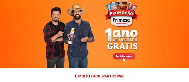 Participar Promoção Frimesa 1 Ano Supermercado Grátis - Sorteios, Ganhadores