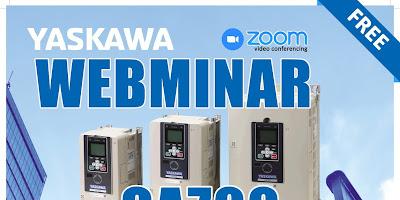 Webinar Yaskawa GA700 2020