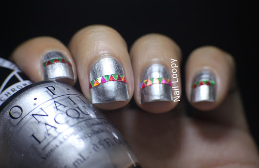 nail loopy: XMAS WITH BOOHOO