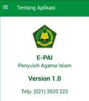 Cara Login e-PAI BIMAS Islam Kementerian Agama