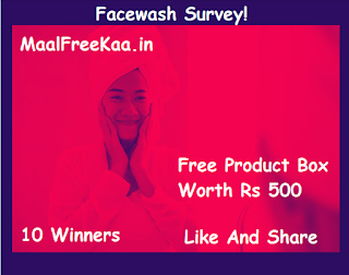 Facewash Survey