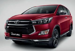 Toyota Innova Venturer menjadi jawaban dari segala permintaan Anda