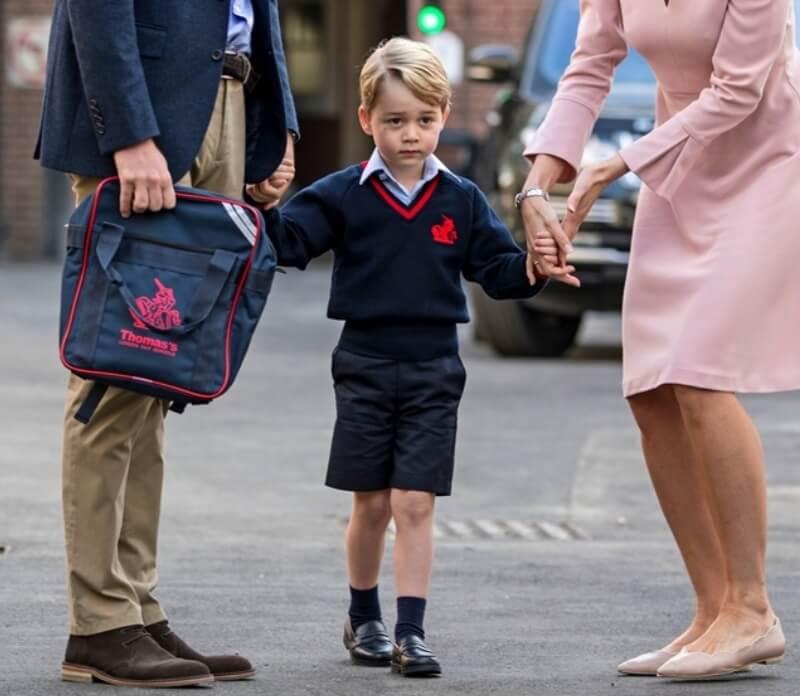 Putera George of Cambridge