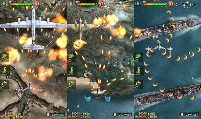 لعبة حرب الطياران Ifighter 2