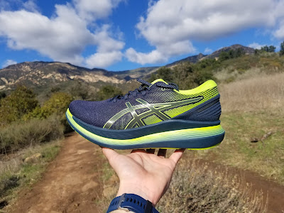 Asics GlideRide 2 lateral photo