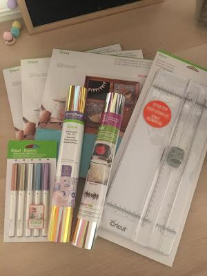 Cricut Birthday Gifts