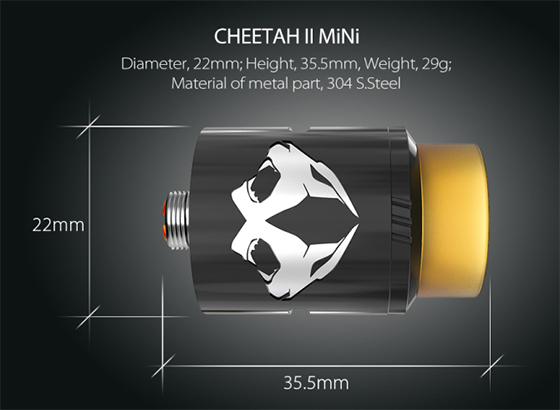 RDA OBS Cheetah 1 Mini