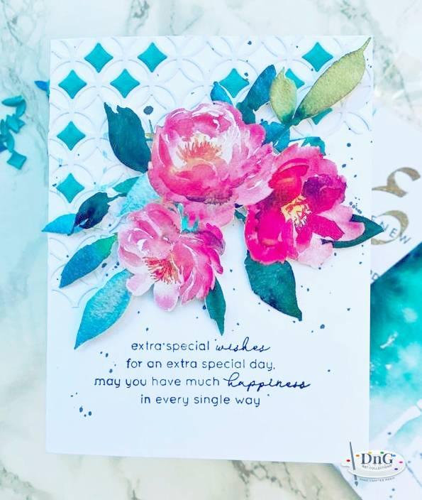Altenew Inspiration Challenge - May
