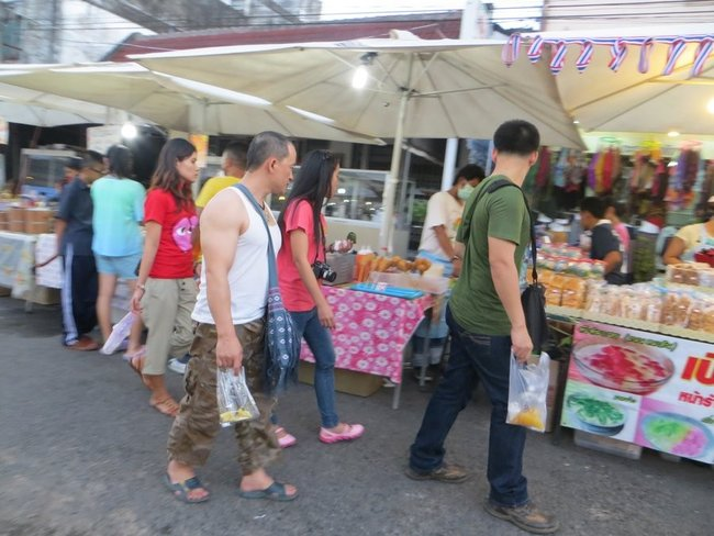 Качки в Таиланде
