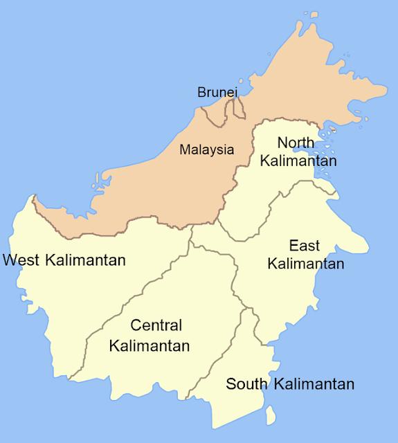 Pulau-Kalimantan