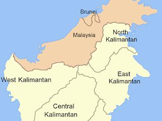 Mengenal Keunikan Pulau Kalimantan