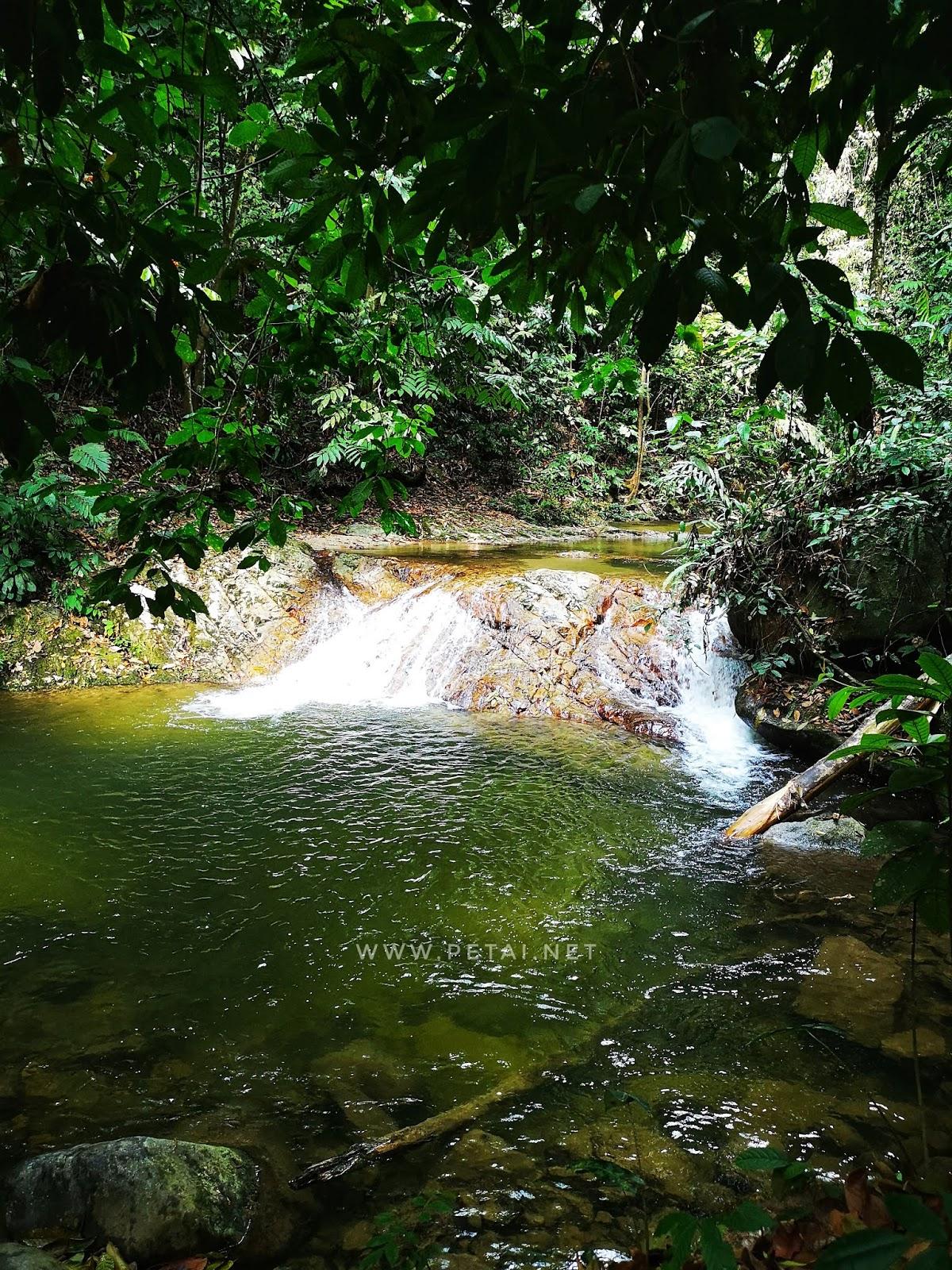 Air Terjun Berembun, Jelebu