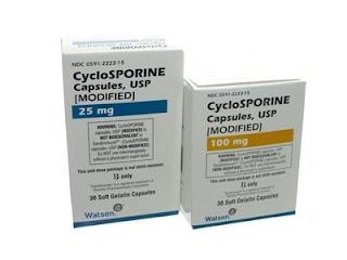 50% bệnh nhân sử dụng Ciclosporin liên tục mắc bệnh Gút
