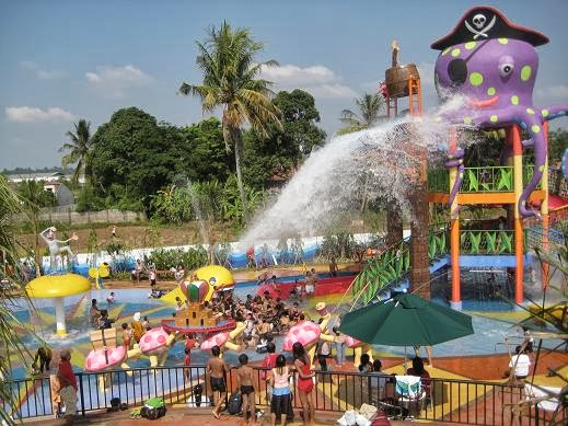 Water Park Citra Indah City