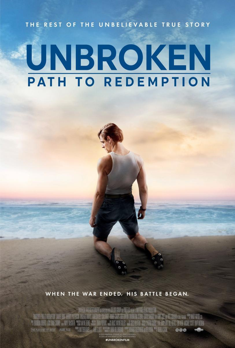 Download Unbroken Path to Redemption (2018) Full Movie in Hindi Dual Audio BluRay 720p [1GB]