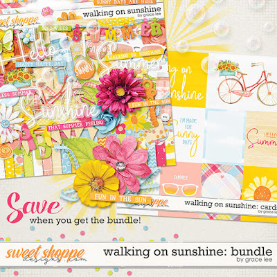 Walking on Sunshine: Bundle