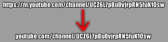 Link channel youtube