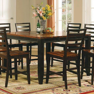 Aarons dining room sets