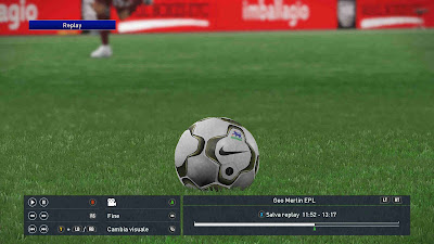 PES 2019 Balls Nike Geo Merlin 2001/2002 by Vito Colangelo