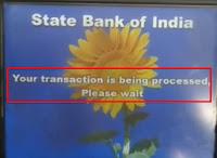 sbi mobile number change form
