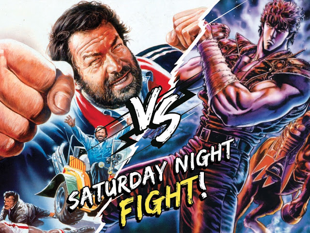 Bud Spencer vs Ken il Guerriero SNF