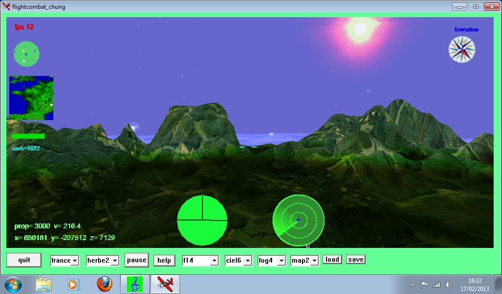 free air / marine combat flight simulator - Page 2