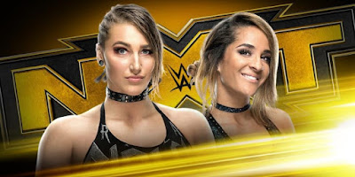 NXT Results - December 4, 2019