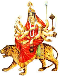 Chandraghanta-Different Forms Of Durga