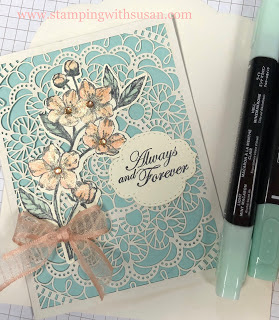 Stampin' Up!, Forever Blossom, www.stampingwithsusan.com, 2020 Stampin' Up! Mini Catalog, Bird Ballad Tin of Cards