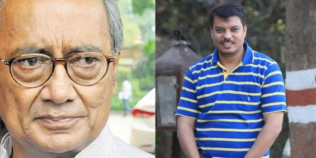 SCINDIA समर्थक मंत्री ने DIGVIJAY SINGH को दिया करारा जवाब | MP NEWS