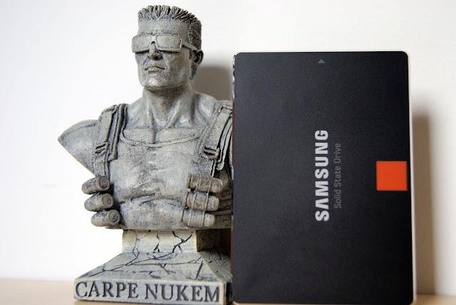 Samsung SSD 840 Pro 256 GB