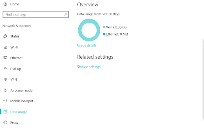 Reduce the extra data loss of Windows 10