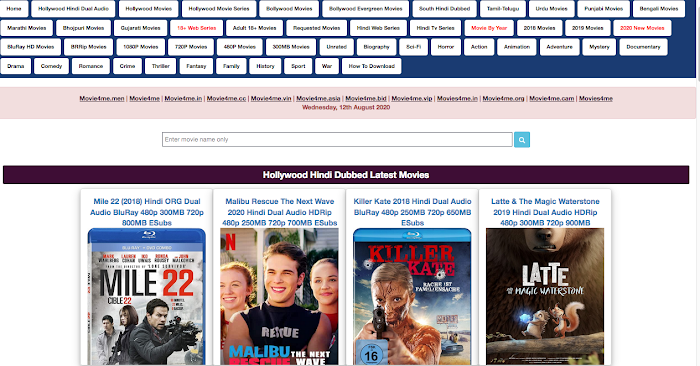 Top 5+ Best Urgrove Alternative Sites to Downloade Full Movies and TV Shows 2020