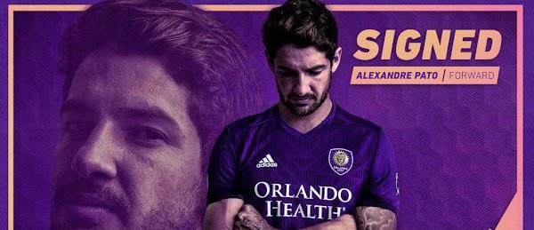 Oficial: El Orlando City ficha a Alexandre Pato