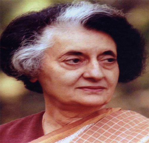Essay on Indira Gandhi in English for Children and School Students