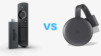 Amazon Firestick vs Google Chromecast Full Comparision | fire stick Best buy | Chromecast Comparison