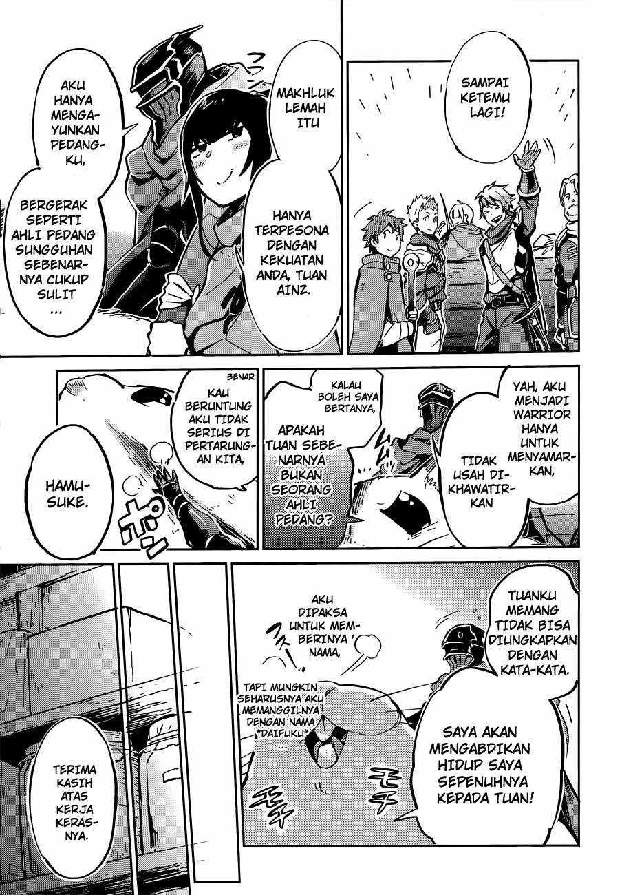 Komik Overlord chapter 7 Bahasa Indonesia