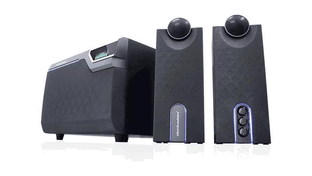 Speaker Aktif Simbadda Type CST 9980N