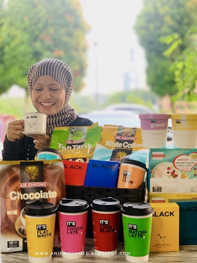 Aik Cheong Coffee, Seteguk Pun Dah Terasa Nikmatnya!