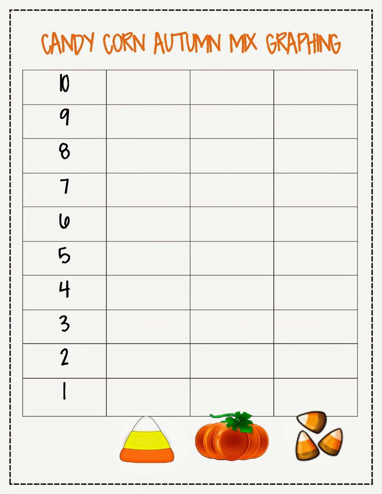 Corn Worksheet
