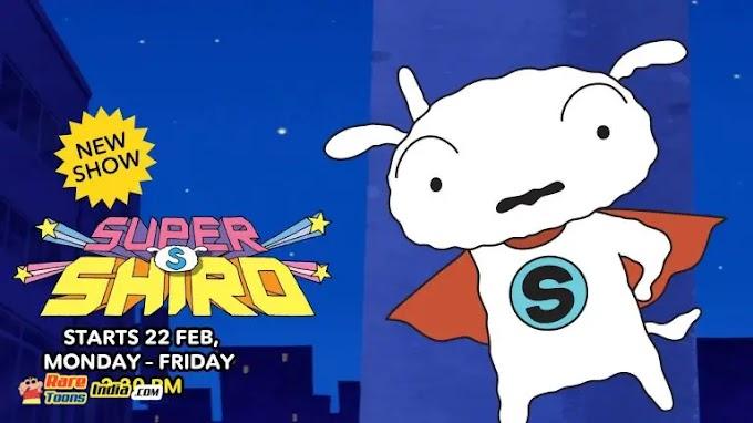 Super Shiro (Season 1) Hindi Episodes Download FHD