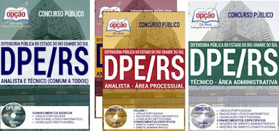 Apostila DPERS 2017 para o cargo de analista e técnico, todas as Áreas/Especialidades