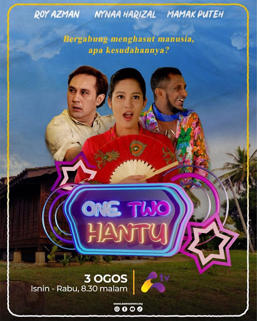 Drama One Two Hantu