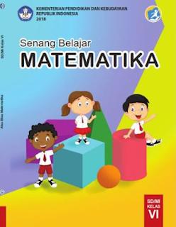 Buku Siswa dan Buku Guru Matematika Kelas 6 SD Kurikulum 2013 Revisi