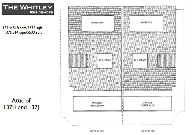 Whitley Residences Floor Plan3