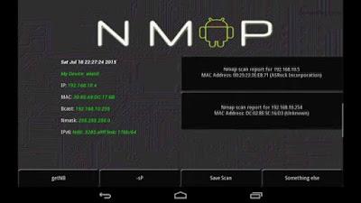صورة تطبيق Nmap
