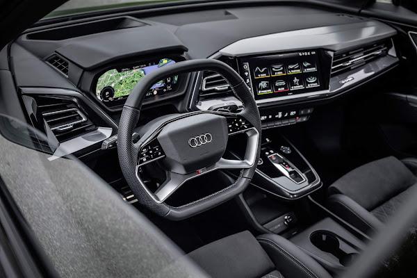 Audi Q4 e-tron chega aos EUA: preço parte do equivalente a R$ 228 mil